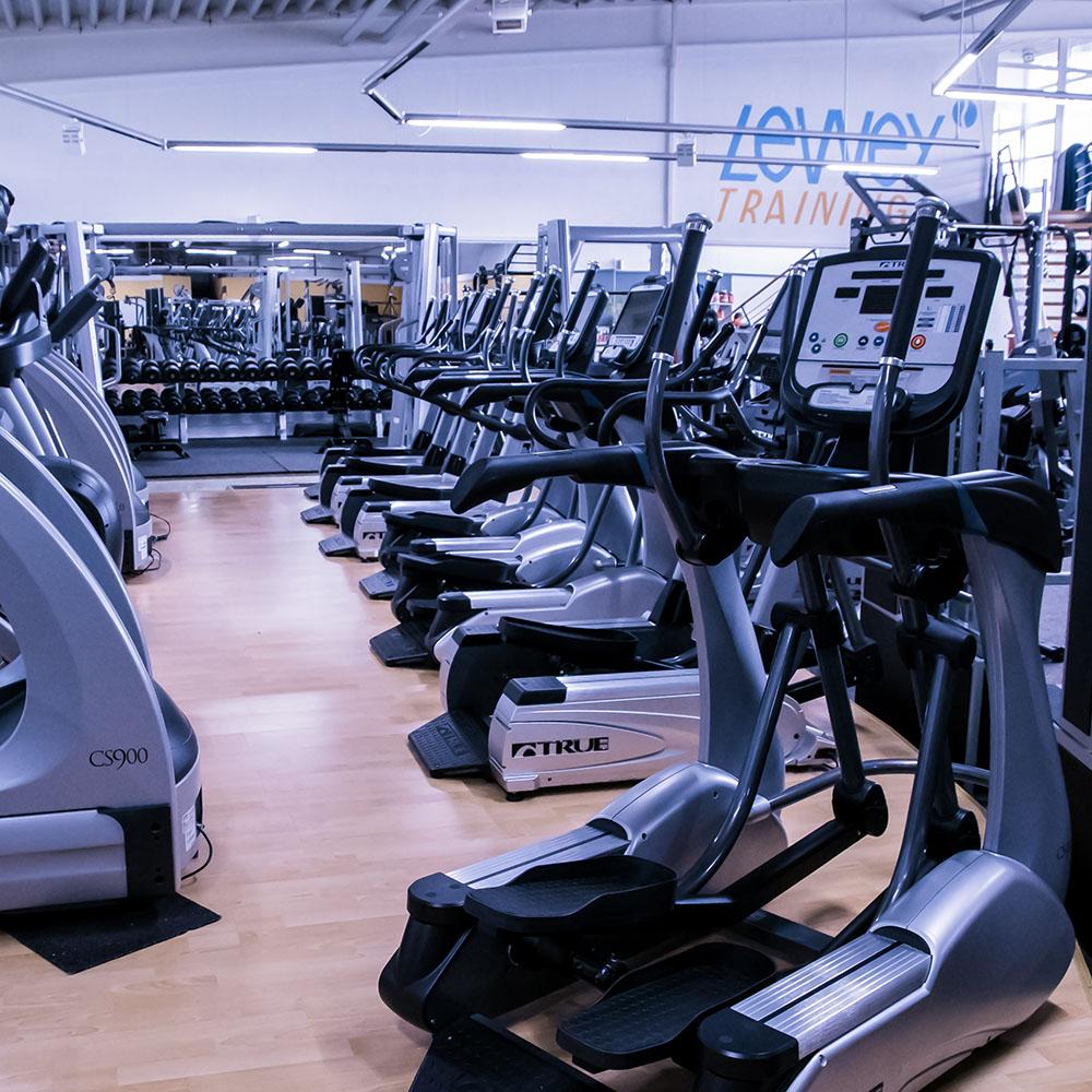 Lewey Training Hilpoltstein Fitnessgeräte