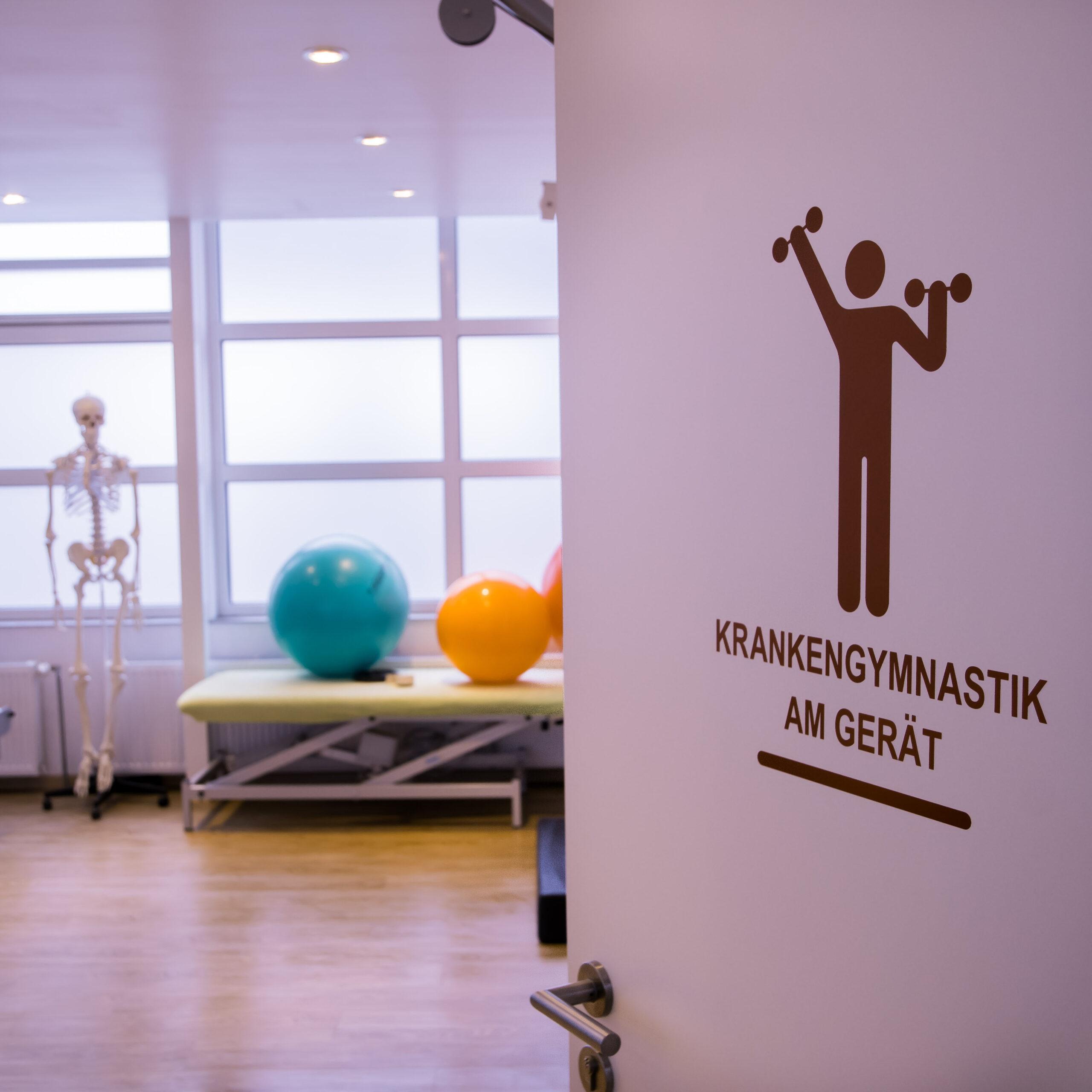 Physiotherapie Hilpoltstein Zimmer